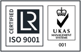 ISO9001 and UKAS Certified